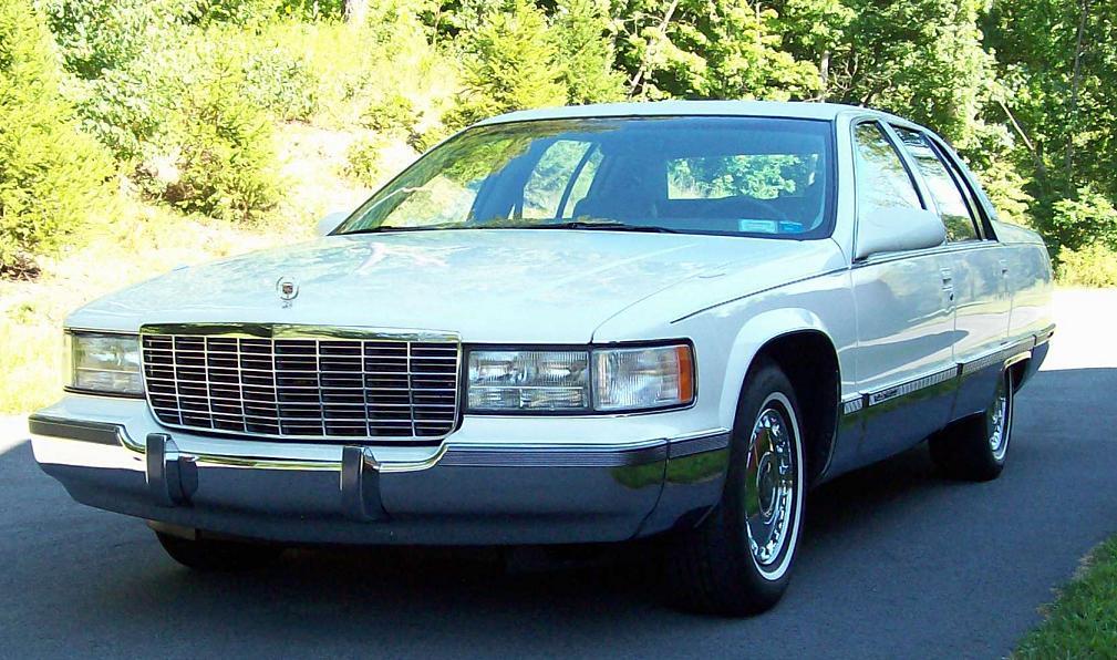 Cadillac Fleetwood 1995 foto - 5