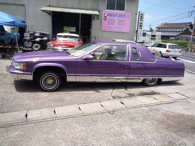 Cadillac Fleetwood 1996 foto - 6