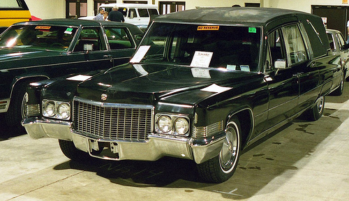 Cadillac Hearse 2015 foto - 5