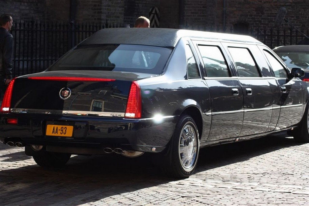 Cadillac Limousine 2015 foto - 1