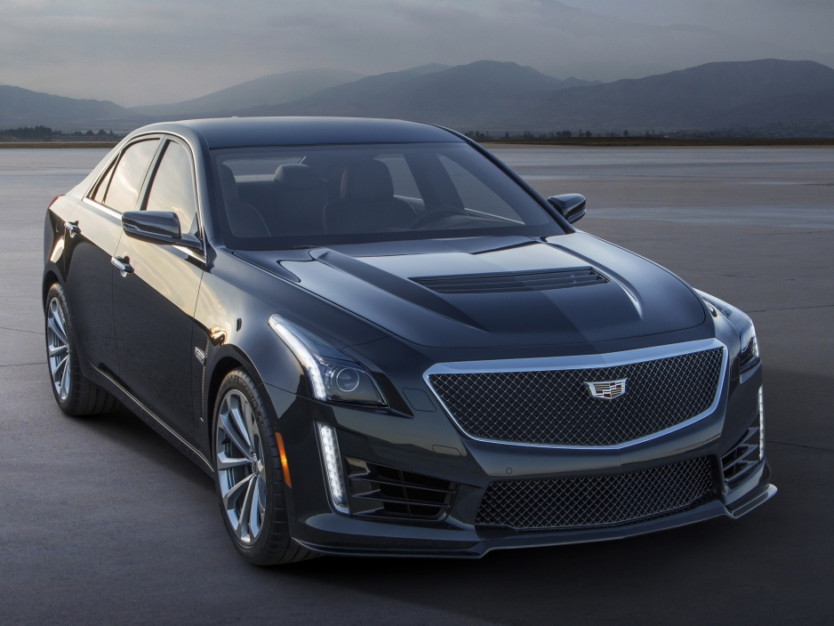 Cadillac Limousine 2015 foto - 4