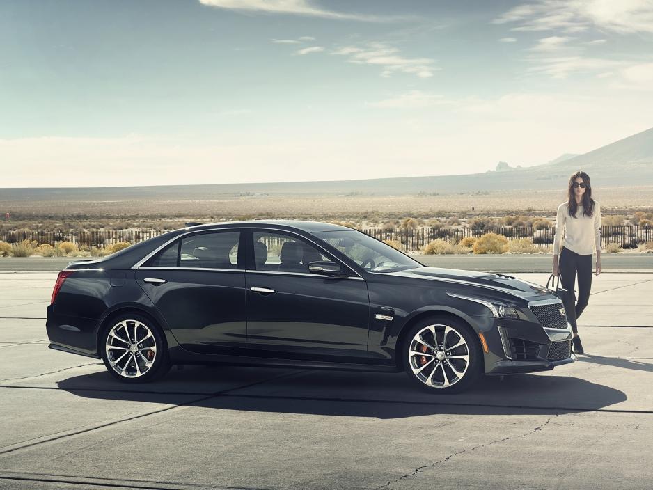 Cadillac Limousine 2015 foto - 6