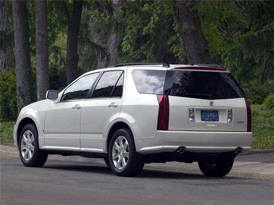 Cadillac SRX 2004 foto - 4