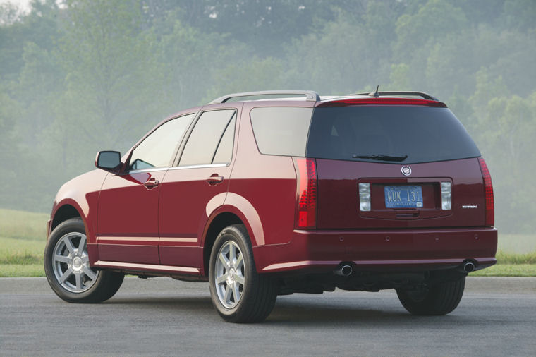 Cadillac SRX 2005 foto - 5