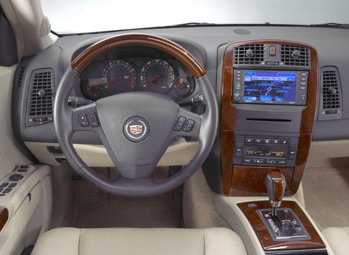 Cadillac SRX 2005 foto - 6