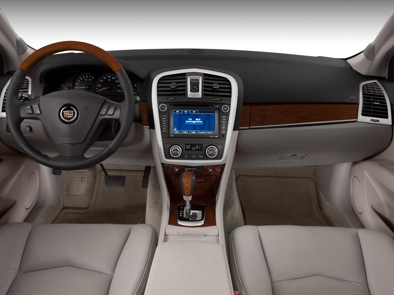 Cadillac SRX 2007 foto - 3