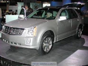 Cadillac SRX 2007 foto - 5