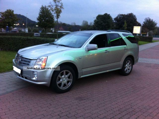 Cadillac SRX 2008 foto - 2