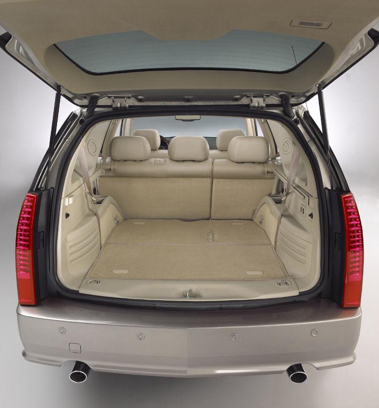 Cadillac SRX 2008 foto - 3