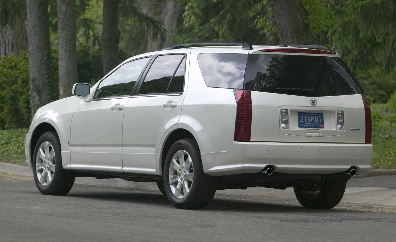Cadillac SRX 2008 foto - 5