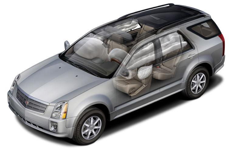 Cadillac SRX 2009 foto - 6