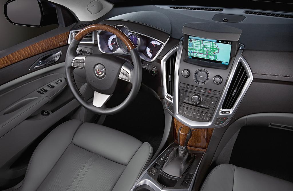 Cadillac SRX 2010 foto - 1