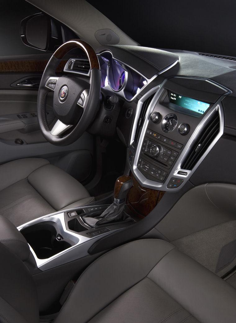 Cadillac SRX 2010 foto - 3