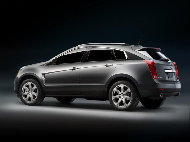 Cadillac SRX 2010 foto - 5