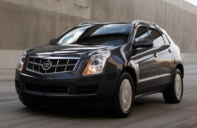Cadillac SRX 2011 foto - 1