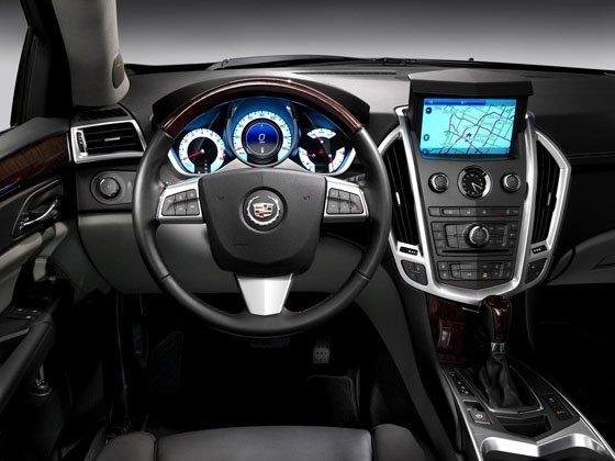 Cadillac SRX 2011 foto - 3