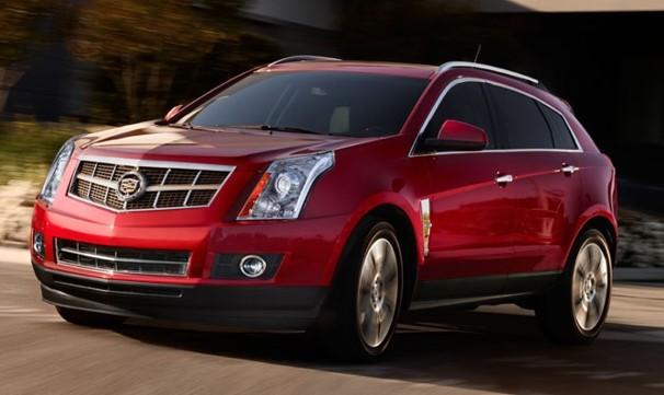 Cadillac SRX 2012 foto - 1