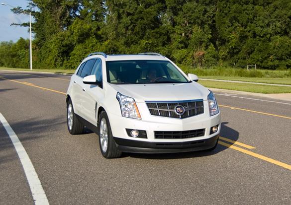 Cadillac SRX 2012 foto - 4