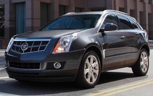 Cadillac SRX 2012 foto - 5