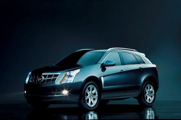 Cadillac SRX 2012 foto - 6