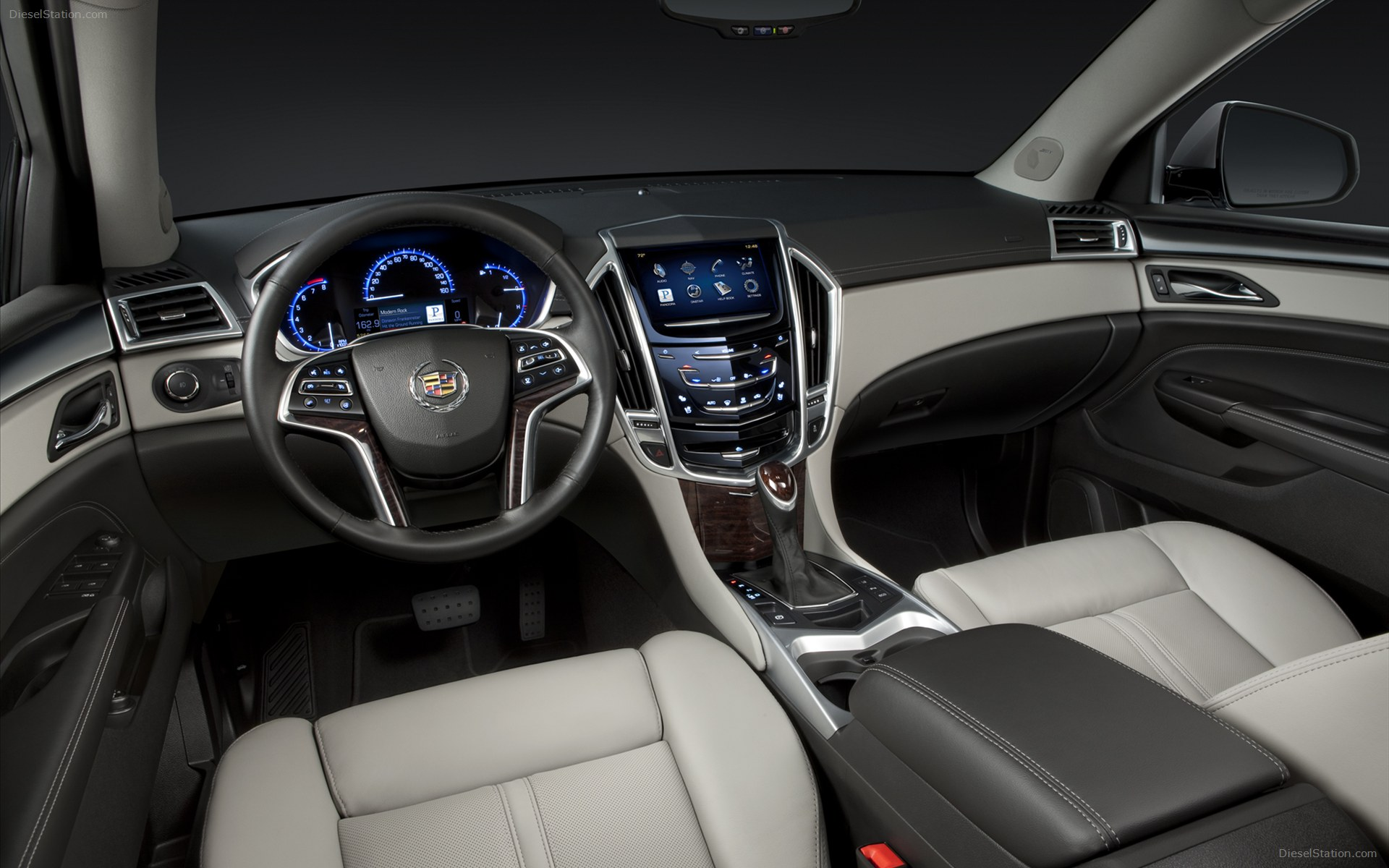 Cadillac SRX 2013 foto - 1