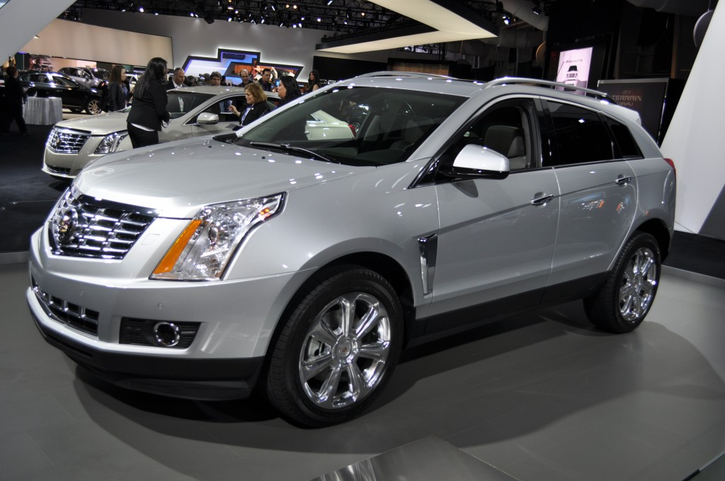 Cadillac SRX 2013 foto - 2