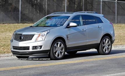 Cadillac SRX 2013 foto - 3