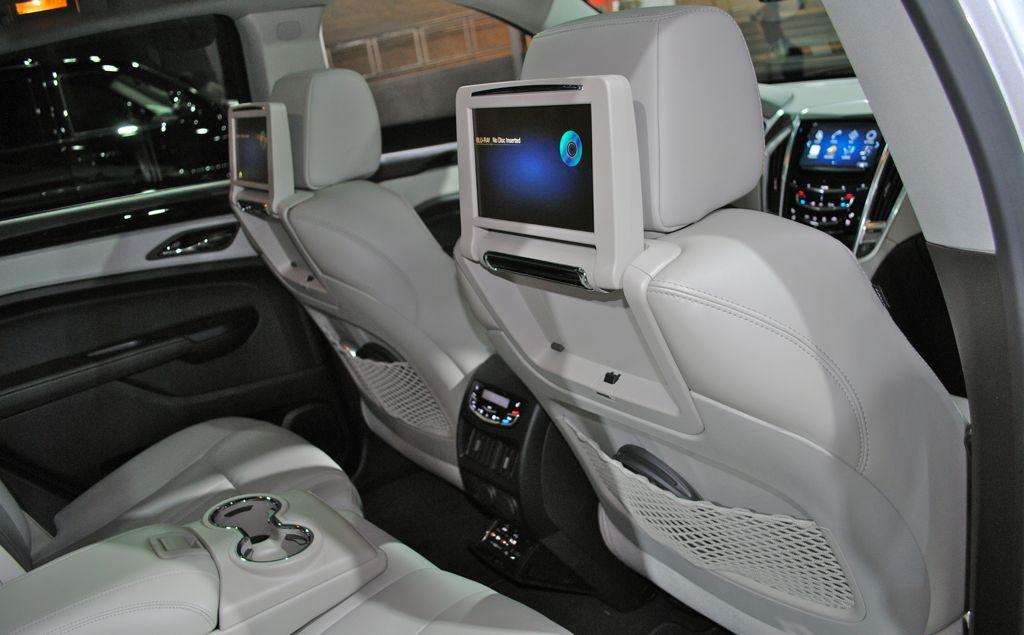 Cadillac SRX 2013 foto - 4