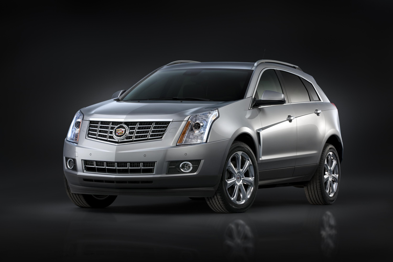 Cadillac SRX 2013 foto - 5