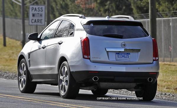 Cadillac SRX 2013 foto - 6