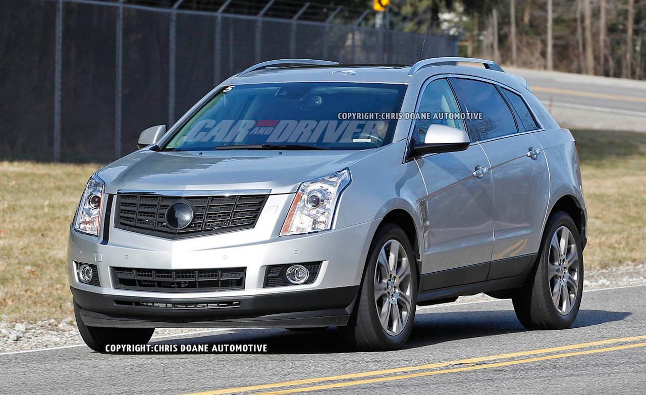 Cadillac SRX 2014 foto - 1