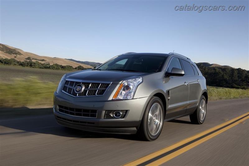 Cadillac SRX 2014 foto - 5
