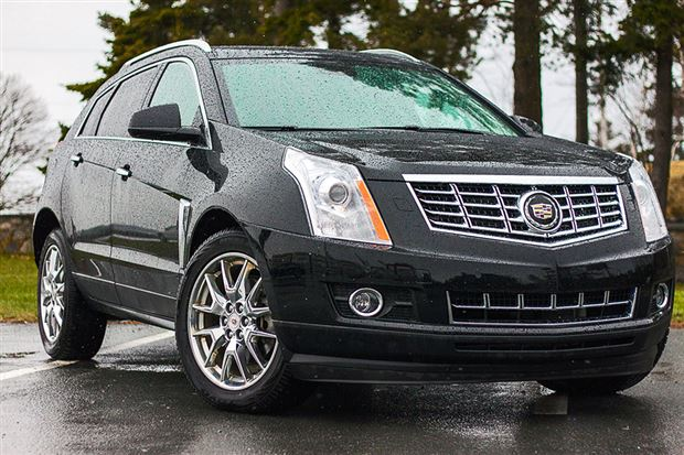 Cadillac SRX-4 2014 foto - 2