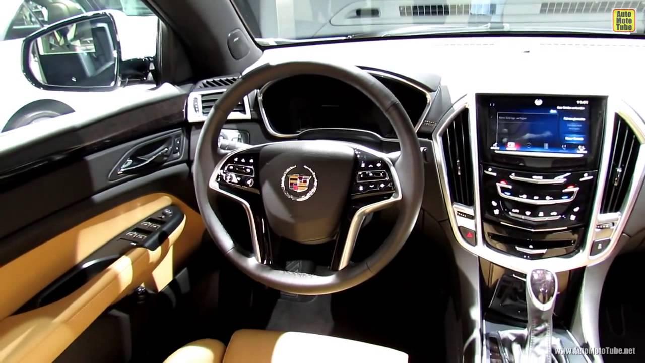 Cadillac SRX-4 2014 foto - 3