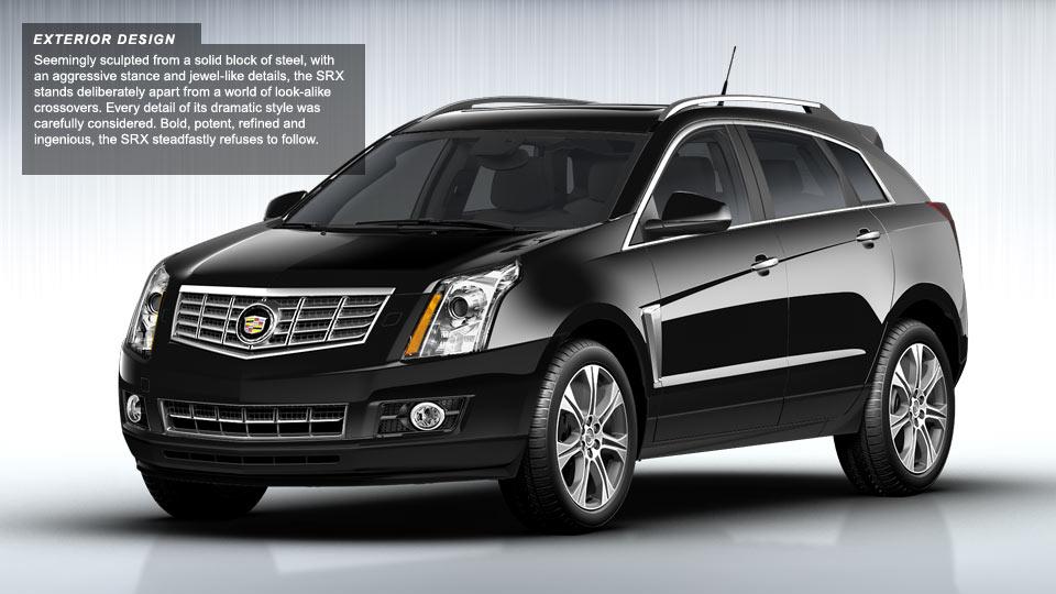 Cadillac SRX-4 2014 foto - 4
