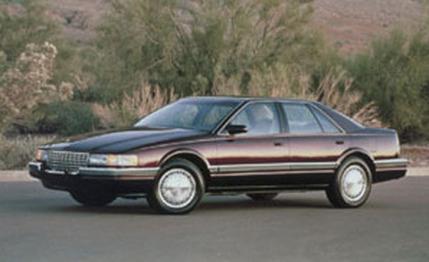 Cadillac STS 1992 foto - 2