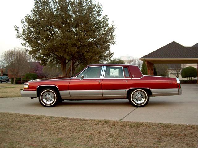 Cadillac STS 1992 foto - 5
