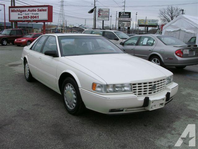 Cadillac STS 1992 foto - 6