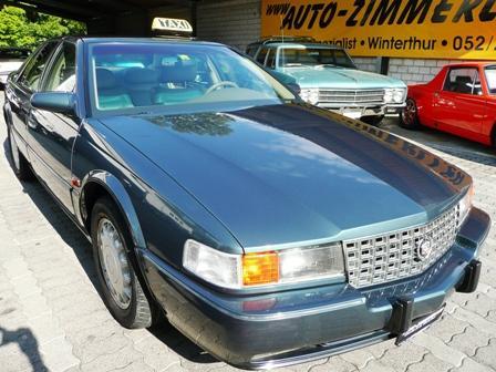Cadillac STS 1993 foto - 4