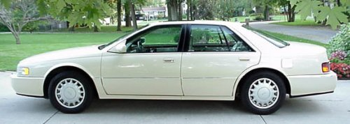 Cadillac STS 1993 foto - 5