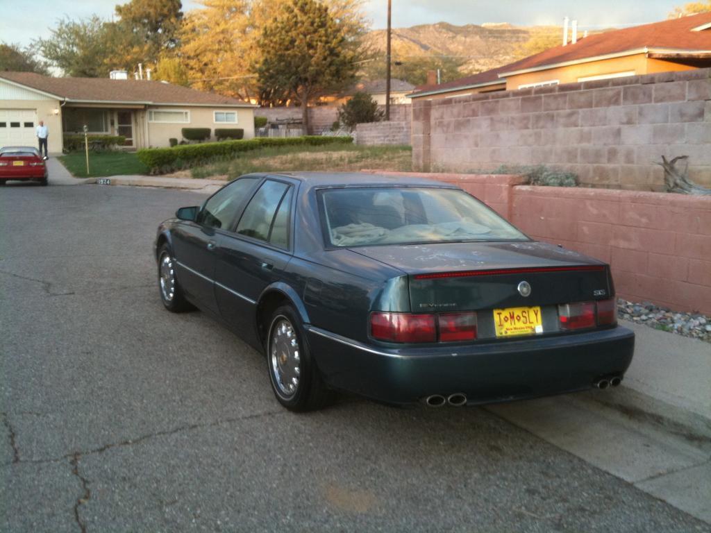 Cadillac STS 1993 foto - 6