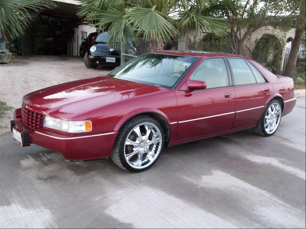 Cadillac STS 1994 foto - 2