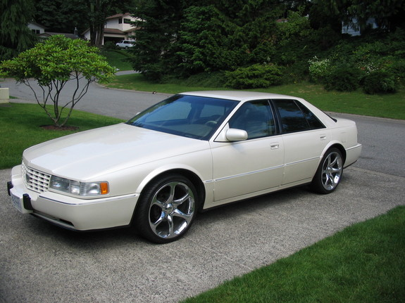 Cadillac STS 1994 foto - 3