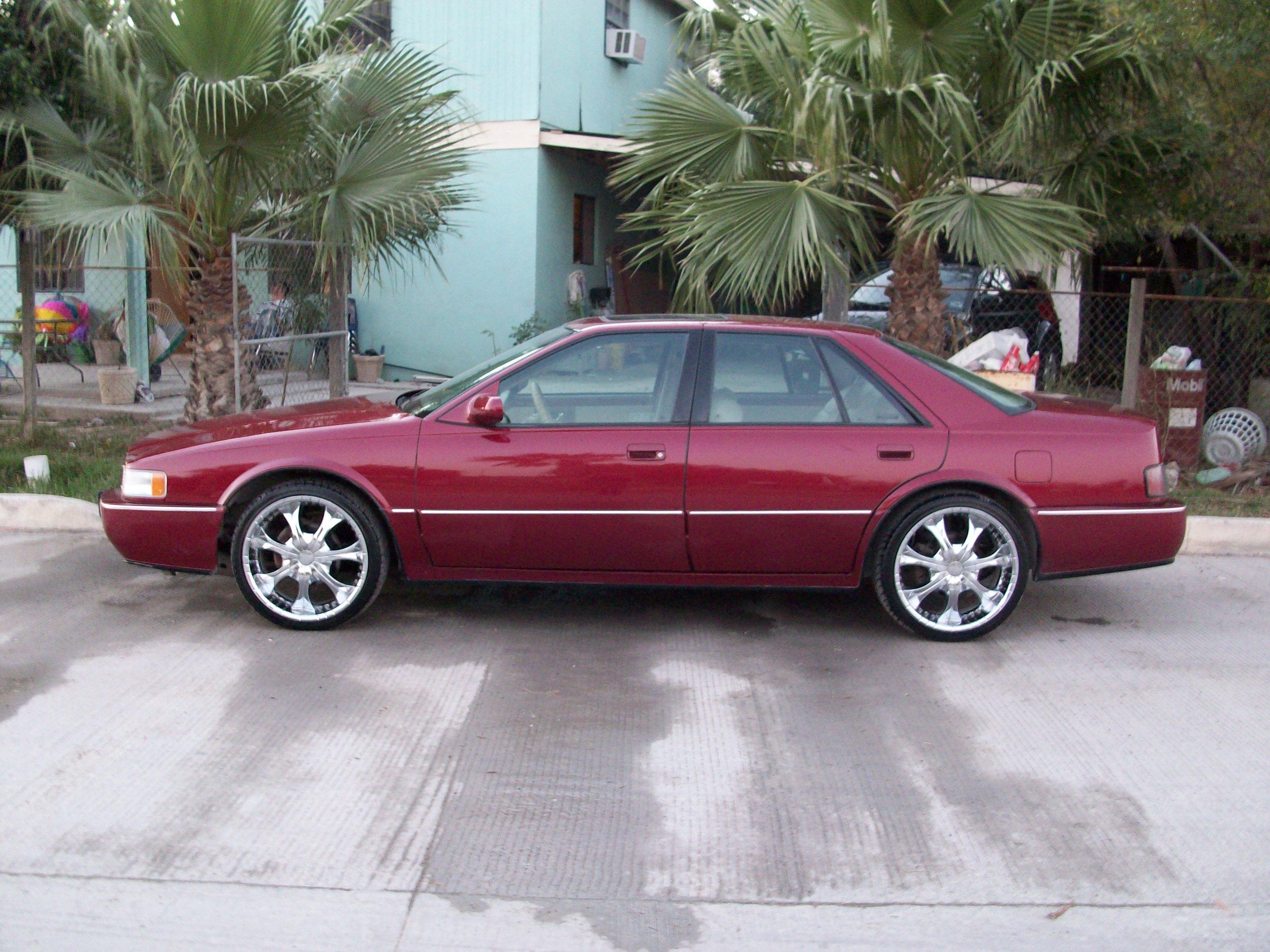 Cadillac STS 1994 foto - 4