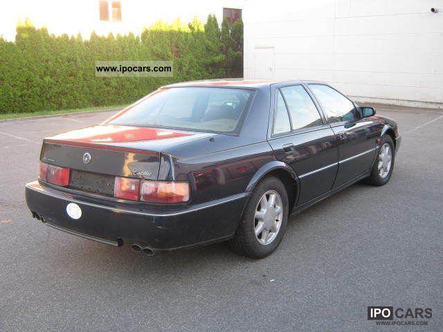 Cadillac STS 1994 foto - 6