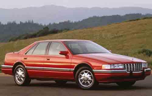 Cadillac STS 1995 foto - 3