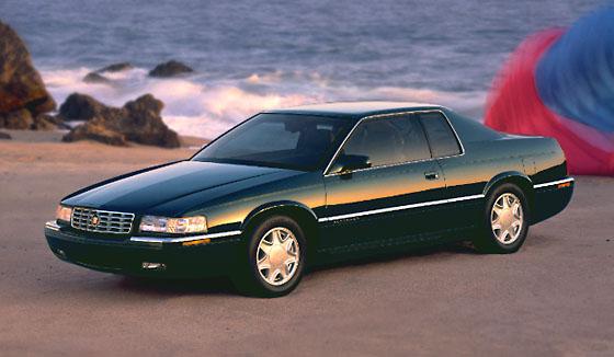 Cadillac STS 1995 foto - 6
