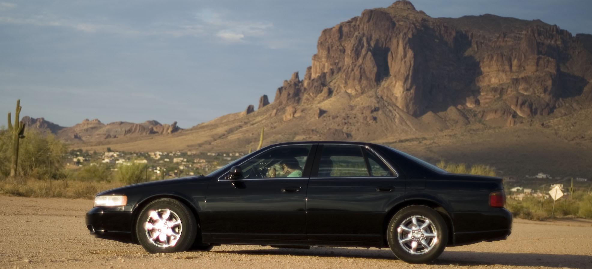 Cadillac STS 1998 foto - 2