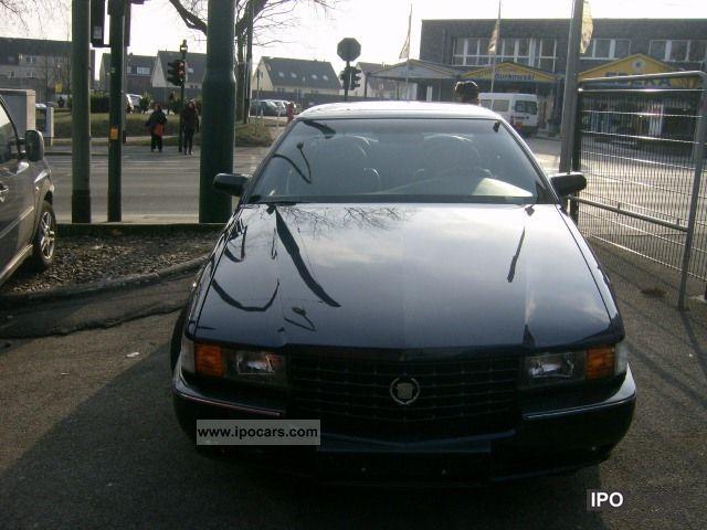 Cadillac STS 1998 foto - 3