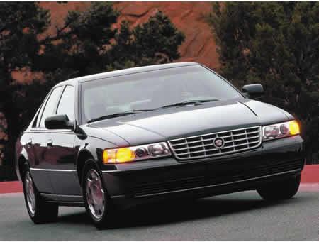 Cadillac STS 1998 foto - 5